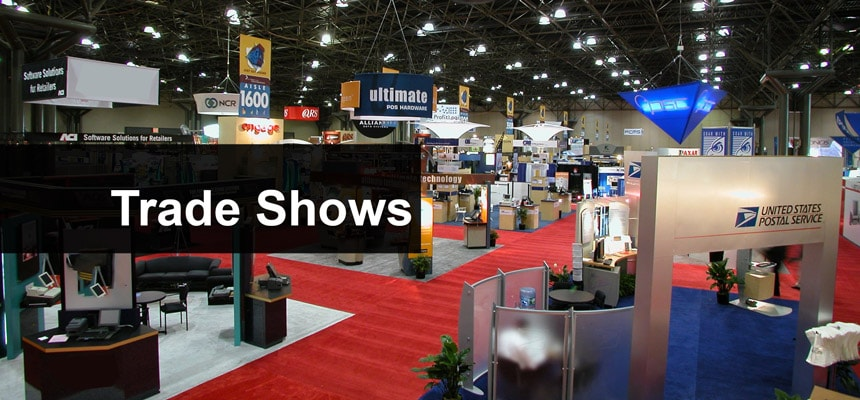 hopsyn synthetic paper trade show
