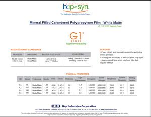G1hopsyn synthetic paper specsheet_img